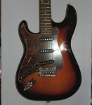 G&L Tribute Legacy Left Handed