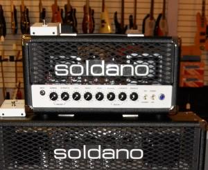 Soldano HR 50