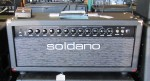 Soldano Lucky 13 50 watt head