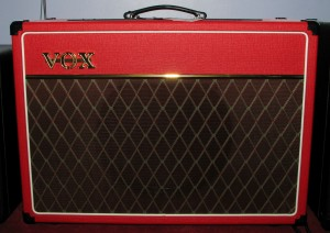 Vox AC15C1 Red Front