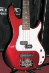 G&L Tribute SB-2 Bass Red