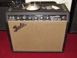 1965 Fender Princeton Reverb for sale Atlanta Discount Music 2017