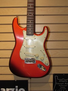 Mario Martin S Model Candy Apple Red