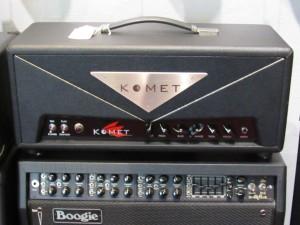 Used Komet Concorde Head