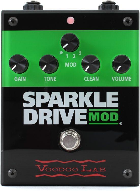 Voodoo Lab Sparkle Drive MOD   Atlanta Discount Music